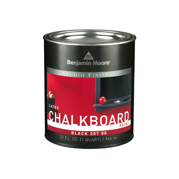 Benjamin Moore Studio Finishes 174 Chalkboard Paint 307