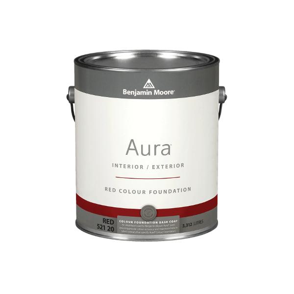Aura 521 podkład color fundation benjamin moore farby-dekoracje.pl