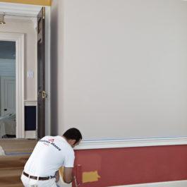 Ultra Spec 500 Interior Flat Finish N536 benjamin moore farba inwestycyjna farby-dekoracje.pl