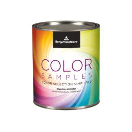 Color sample 127 tester koloru benjamin moore farby-dekoracje.pl