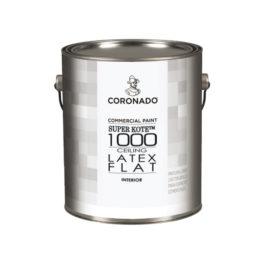 Coronado Super Kote 1000 mat flat sufit benjamin moore farby-dekoracje.pl