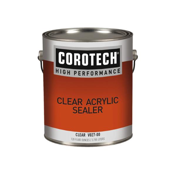 Corotech Clear Acrylic Sealer V027 benjamin moore farby-dekoracje.pl
