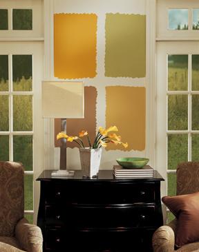 benjamin moore color samples affinity pr bki kolor w farby i dekoracje. Black Bedroom Furniture Sets. Home Design Ideas
