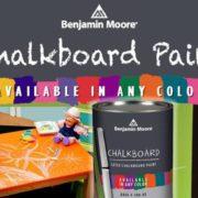chalkboard paint 308 tablica benjamin moore farny-dekoracje.pl
