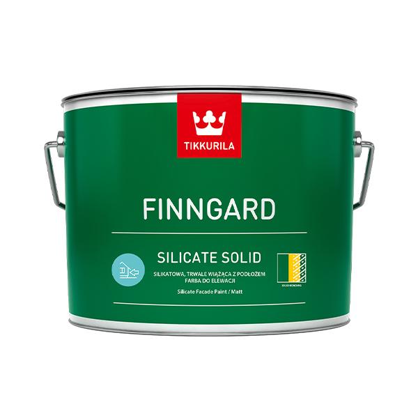 Tikkurila Finngard Silicate Solid farby_dekoracje.pl łódź