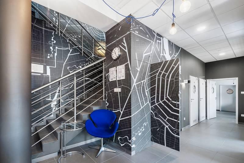 fototapety w biurze farby-dekoracje.pl montaż