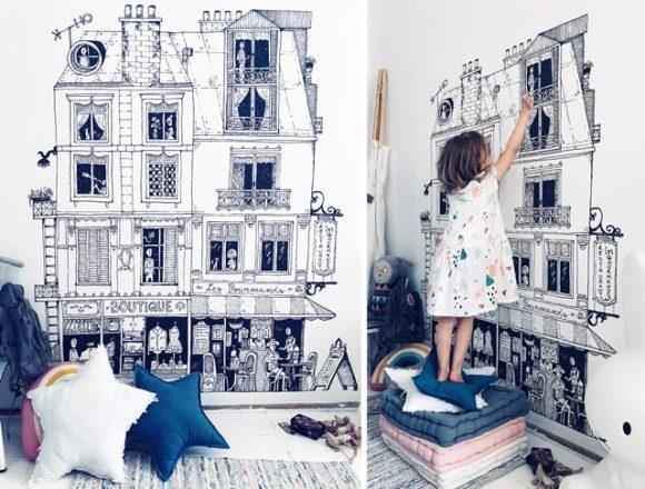 Fototapeta dzieci farby-dekoracje.pl