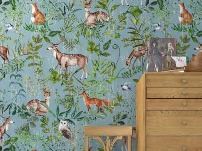 Wonder Forest by farby-dekoracje.pl